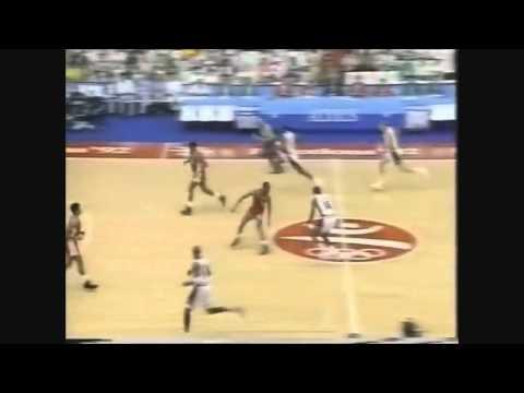 Larry Bird - Dream Team highlights