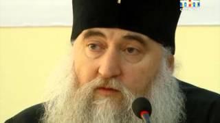 Бизнесмены сегодня встретились с митрополитом Лонгиным