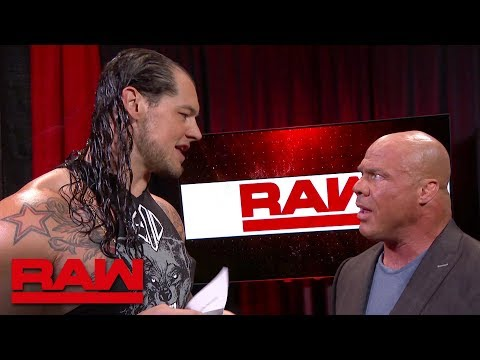 "Baron Corbin is the ""Constable"" of Monday Night Raw: Raw, June 4, 2018"