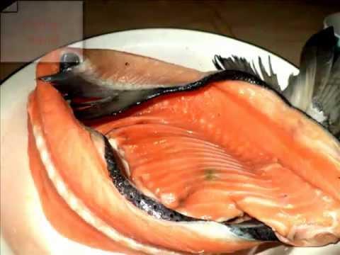 Рыбный суп. Суп из семги.mp4