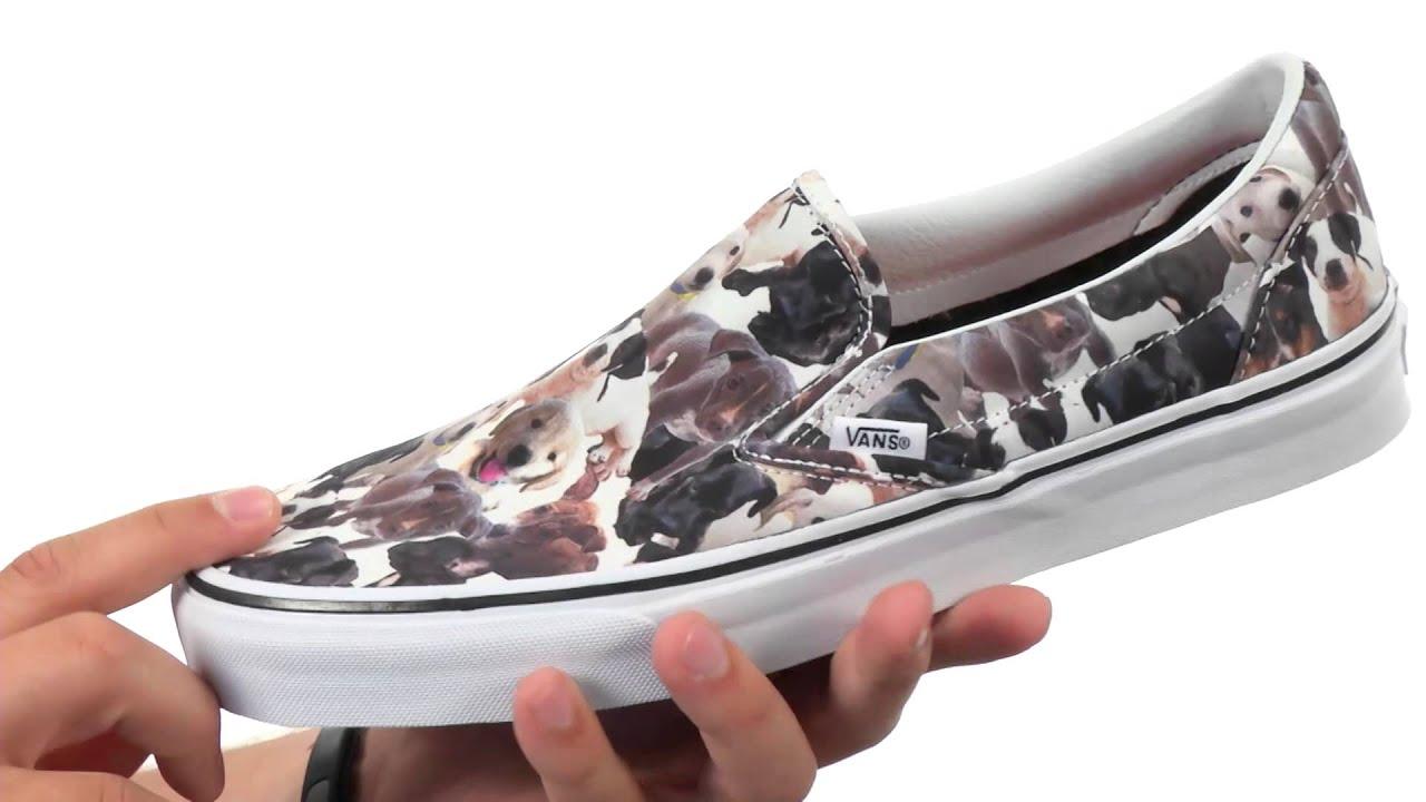 cff281ea330 Vans Classic Slip-On™ X ASPCA SKU 8517332 - YouTube