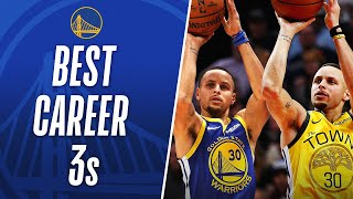 Steph's BEST BUCKETS From Downtown 🎯