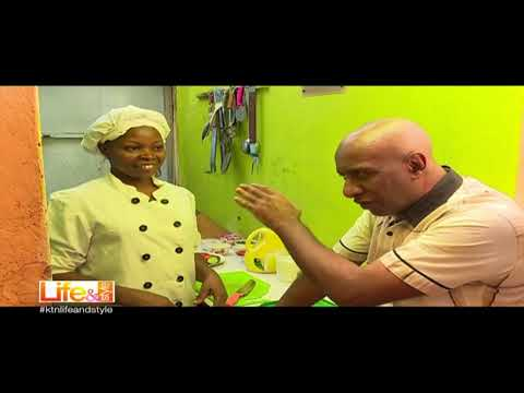 Life and Style - Part 4 - The Kitchen prepares Aliya & Managu with Beatrice Ouko 18/09/2017