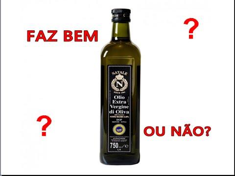 Os benefícios do Azeite de Oliva Extra Virgem - Ataque Cardíaco!!!