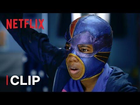 Becoming A WWE Wrestler 🦸🏾 The Main Event   Netflix Futures