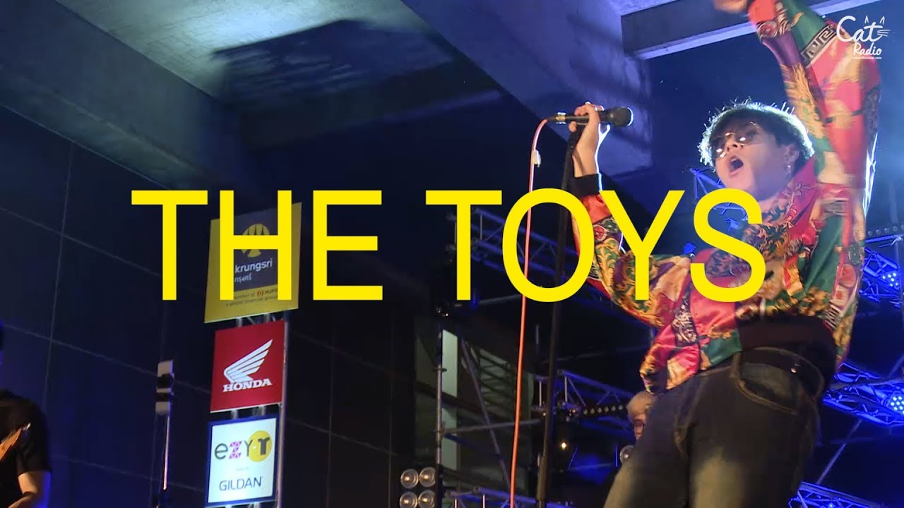 THE TOYS @ CAT T SHIRT 5
