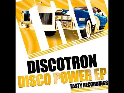 Discotron - Disco Power (Original Mix)