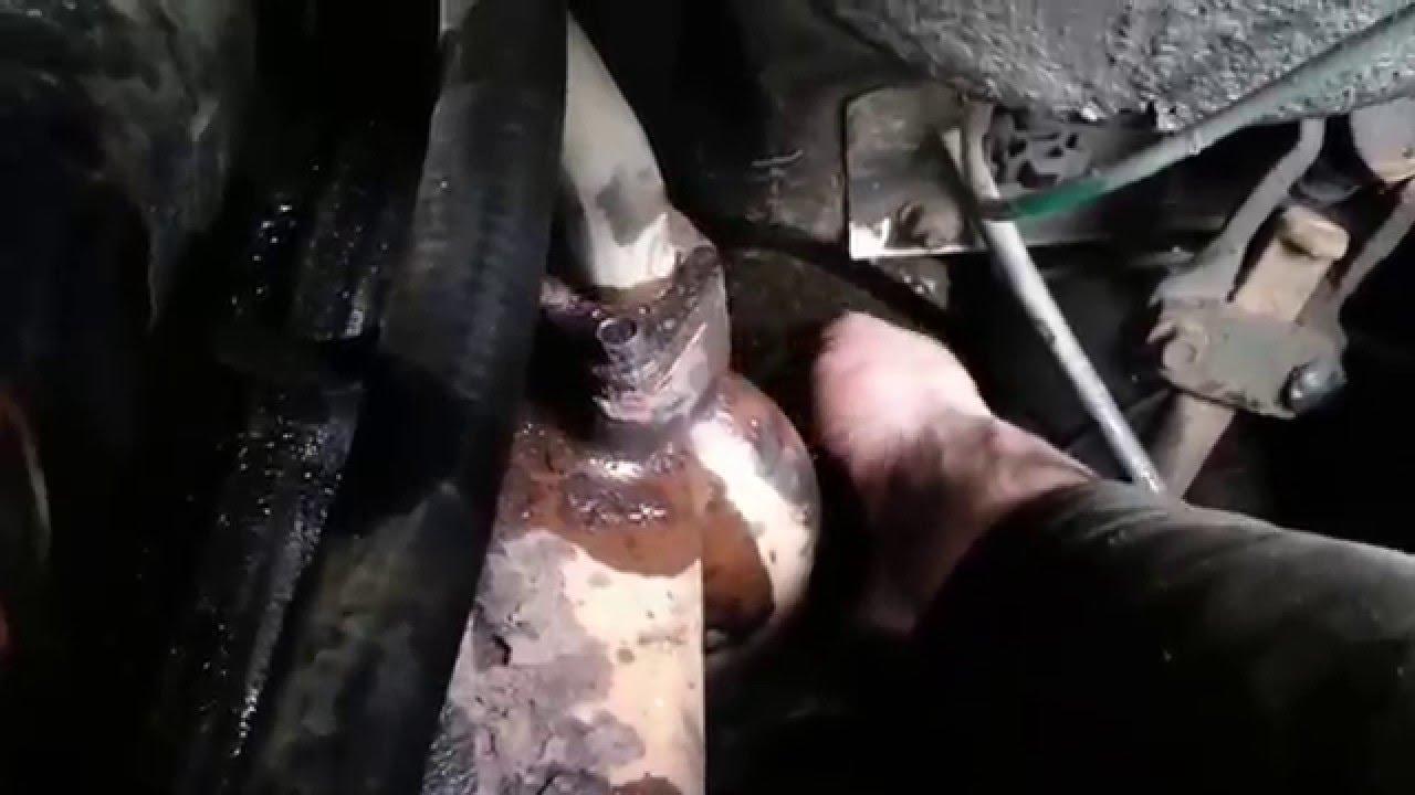Топливный насос форд транзит дизель