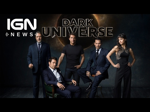 Download Youtube: Dark Universe Announced as Universal Monsters Shared Universe - IGN News
