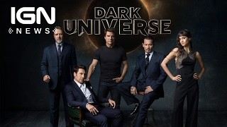 dark universe announced as universal monsters shared universe ign news