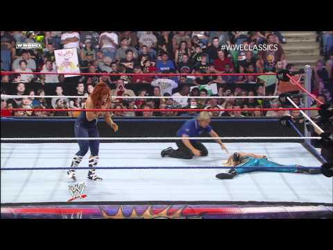 Natalya vs. Michelle McCool - July 20, 2008
