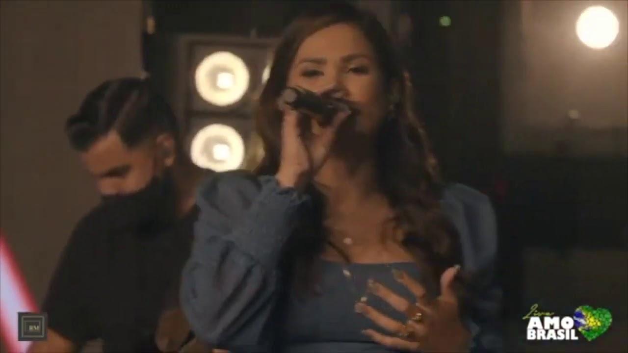 Bruna Olly - O Grande Eu Sou Live Amo o Brasil