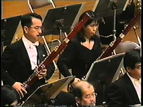 Anne Akiko Meyers Performs Prokofiev #1 w/NHK Symphony & Claus Peter Flor