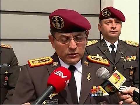 Sepultan a soldado Wilson Ilaquiche en Valencia