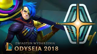 Wydobycie | Zwiastun wydarzenia Odyseja — League of Legends