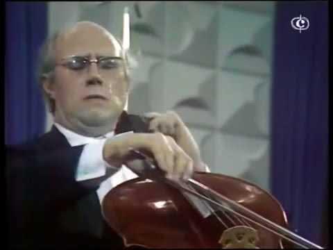 Prokofiev sinfonia concertante - Rostropovich