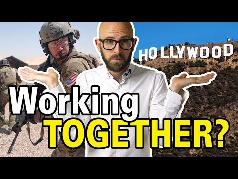 Mutual Exploitation: Hollywood and the US Military