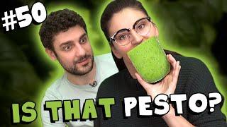 GREEN Cheese??? (Green Pesto Gouda) - #50