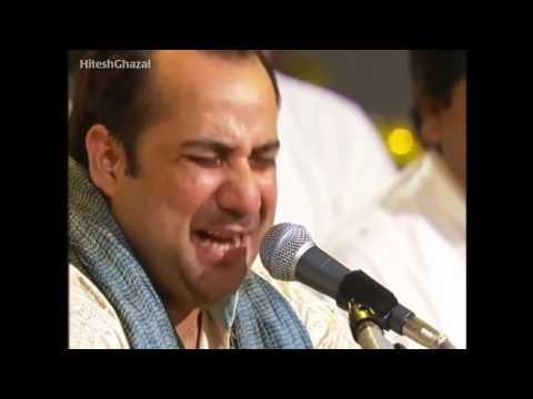Mirza Ghalib's Gazal Sung By    Rahat Fateh Ali Khan Full Hd