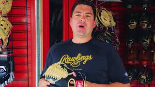 Rawlings R2G Heart of the Hide Baseball Gloves Video/Review