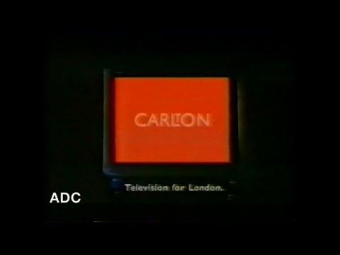 Carlton TV Promo 1992 (1) shown on LWT