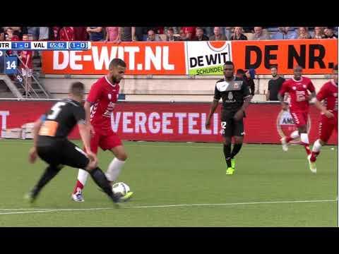FC Utrecht - Valetta FC 3-1  2017-2018