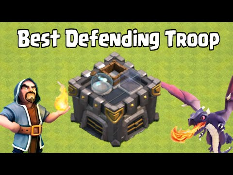 The Best Troops To Put In Your Clan Castle In Clash Of Clans