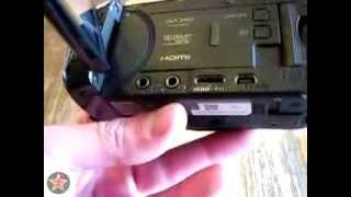 видеокамера Canon LEGRIA HF R76 ремонт