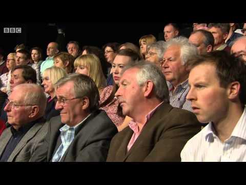 Question Time in Llandudno, Wales - 05/06/2014