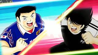 Captain Tsubasa Dream Team Takeshi Sawada Perfect Control Pass & Tech Dribble