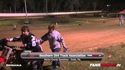 Southern Dirt Track Association - Marion County Speedway - February 21, 2015