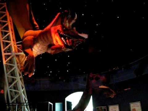 scotiabank theater west edmonton mall dragon youtube