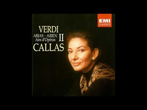 Maria Callas, Verdi Arias, Vol.2