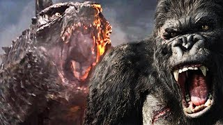 GODZILLA vs KONG 2020 EDNING - WHO WILL WIN? THEORY EXPLAINED - KING OF MONSTERS