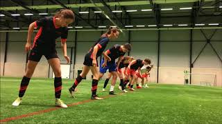 Basistrening Dønski Fotball 2018