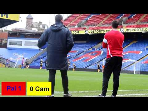 Crystal Palace V Cambridge United LFC 2015/16 season Official Highlights