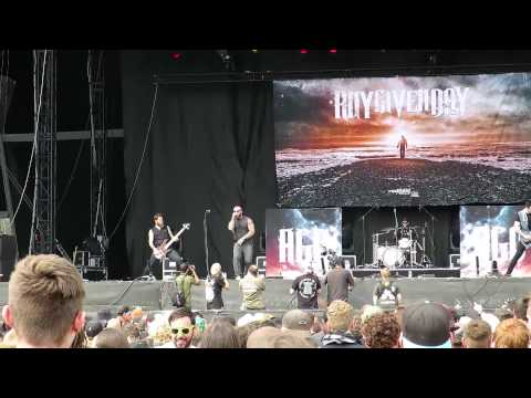 14-08-2015 - Any Given Day - Home Is Where The Heart Is live at Summer Breeze 2015