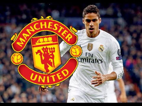 Raphael Varane - Welcome to Manchester United