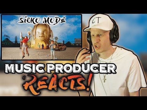Music Producer Reacts to Travis Scott - SICKO MODE ft. Drake
