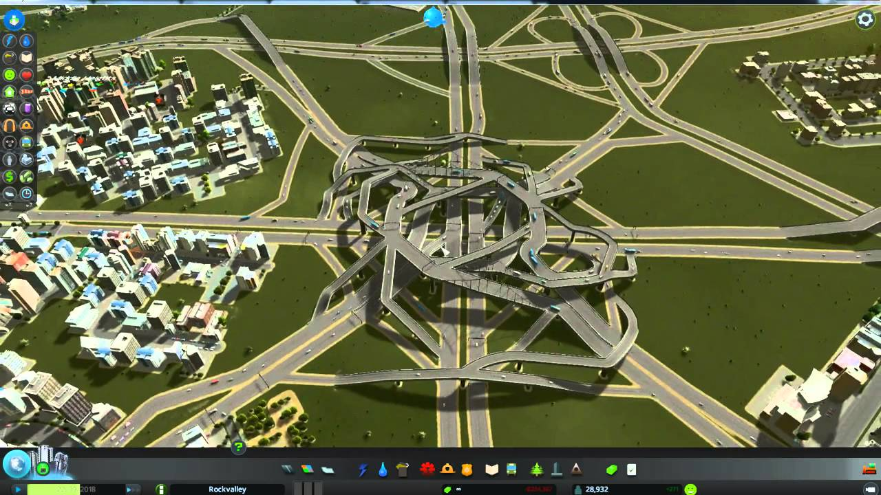 Cities skylines how to make elevated roads without