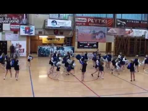 Cheerleaders Szczecin -  Występy na futsalu 2014