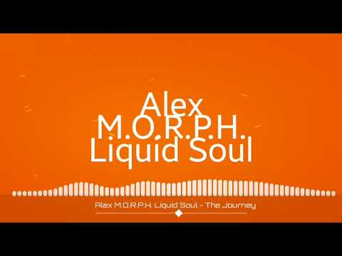Alex M.O.R.P.H. Liquid Soul - The Journey☆☆☆☆☆