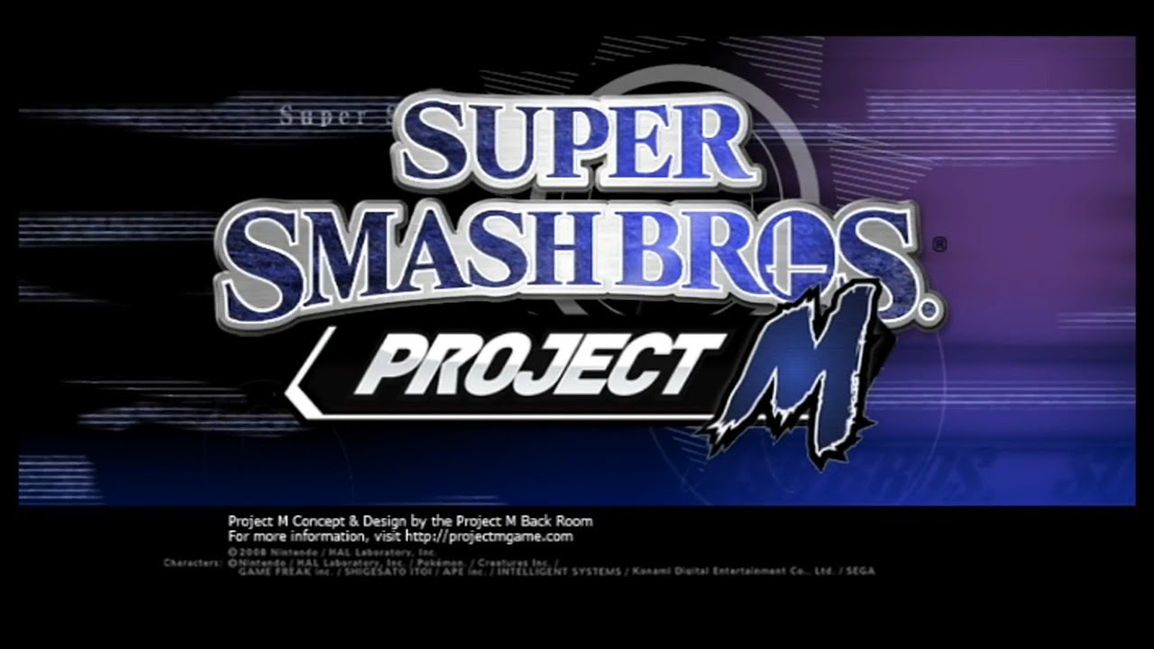 Download super smash bros brawl project m iso