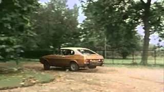 The Professionals: Capri vs Capri car chase