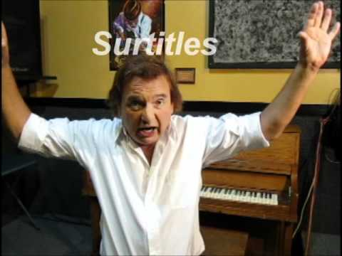 Voice Lessons Los Angeles | Opera for Beginners by John Davies