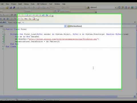 Acessando XML Em Servidor Remoto