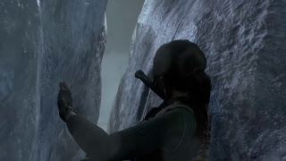 The Rise of the Tomb Raider Extreme Survival checkpoint 35