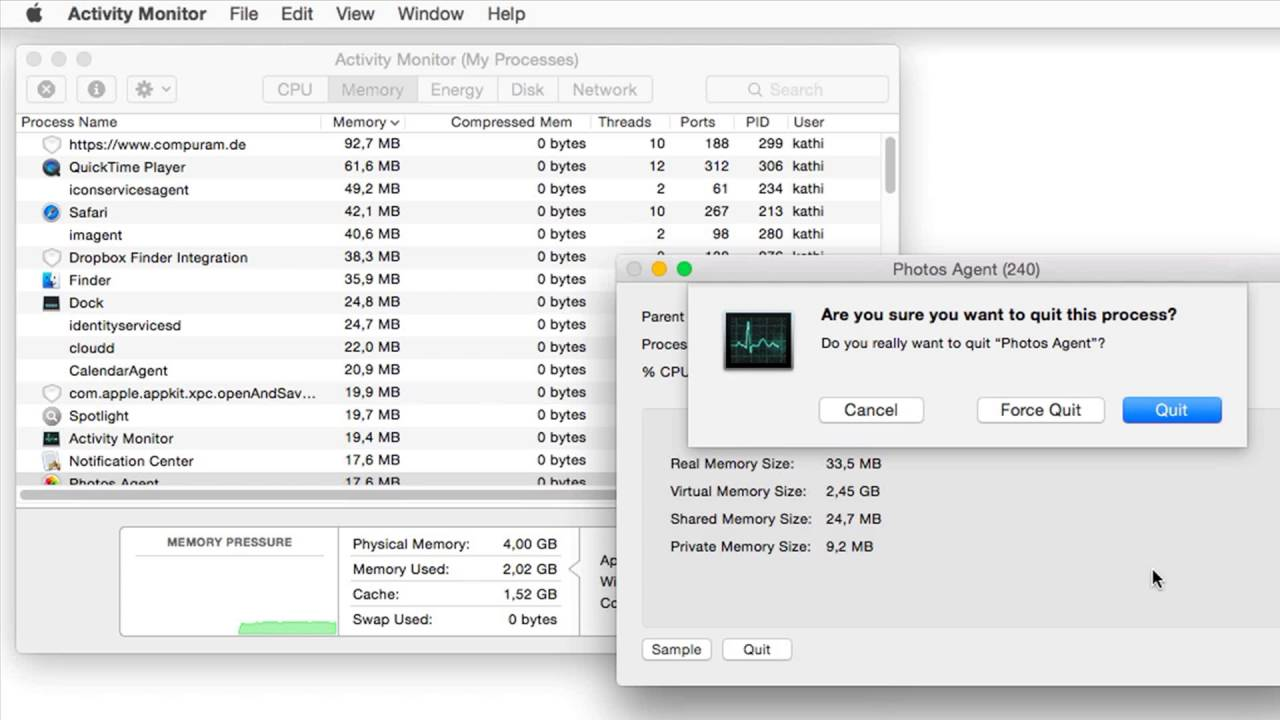 Not enough RAM? A quick test with Mac board mediums | Computer