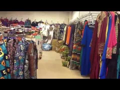 African Boutique For sale