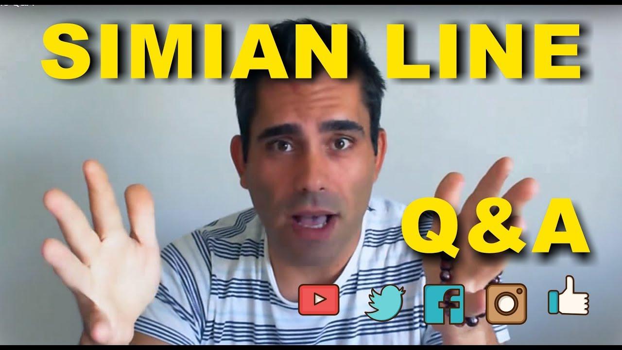 Simian line palmistry tony blair tony bliar - Simian Line Q A